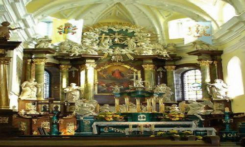 Zdjęcie POLSKA / Centrum / Radomsko / Gidle, klasztor dominikanów