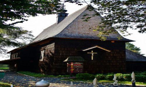 Zdjęcie POLSKA / Centrum / Gidle / Gidle,kościół parafialny