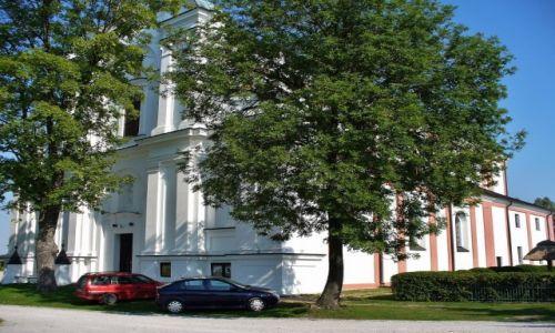 Zdjęcie POLSKA / Centrum / Gidle / Gidle,kościół pokartuzki