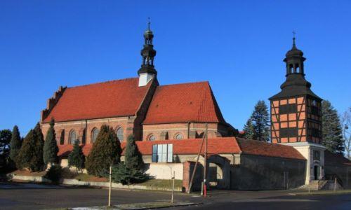 Zdjęcie POLSKA / Wielkopolska / Kazimierz Biskupi / Klasztor Misjonarzy św. Rodziny
