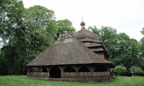 Zdjecie POLSKA / PODKARPACIE  / ULUCZ  / II Szlak Architektury Drewnianej