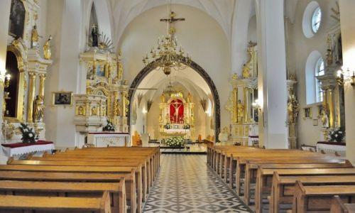 Zdjęcie POLSKA / Kujawsko-Pomorskie / Radziejów / Radziejów, kościół franciszkański
