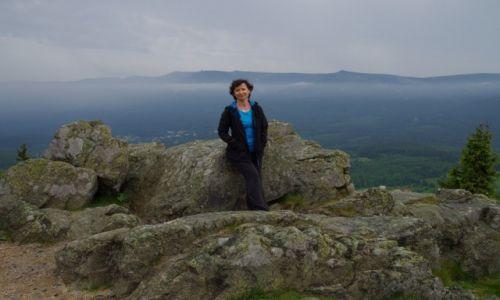 Zdjęcie POLSKA / Sudety zachodnie (okolice Szklarskiej Poręby) / Góry Izerskie / Wysoki Kamień 1058 m n.p.m