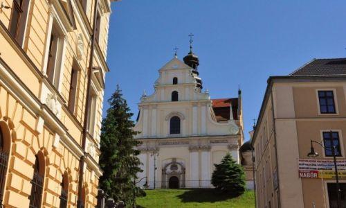 Zdjęcie POLSKA / Podkarpacie / Przemyśl / Przemyśl, kościół karmelitów