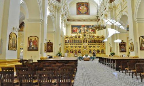 Zdjecie POLSKA / Podkarpacie / Przemyśl / Przemyśl,  katedra greko-katolicka