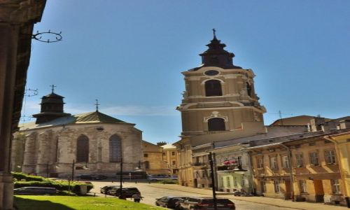 Zdjęcie POLSKA / Podkarpacie / Przemyśl / Przemyśl,  katedra rzymsko-katolicka