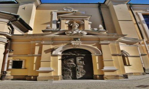 Zdjecie POLSKA / Podkarpacie / Przemyśl / Przemyśl,  katedra rzymsko-katolicka