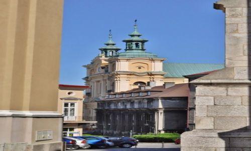 Zdjęcie POLSKA / Podkarpacie / Przemyśl / Przemyśl, katedra greko-katolica