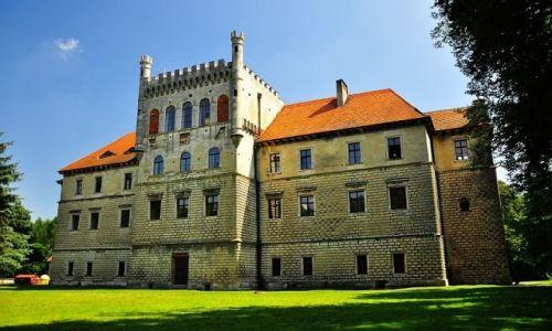 Zdjecie POLSKA / małopolska/pow.miechowski / Ksiąz Wielki / Książ Wielki