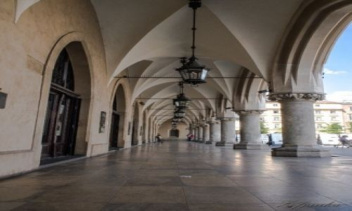 Zdjecie POLSKA /   /  Kraków, Stare Miasto / Pod łukami