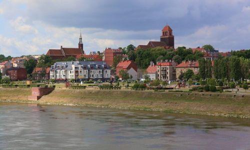 Zdjęcie POLSKA / Pomorskie / Tczew / Miasto nad Wisła