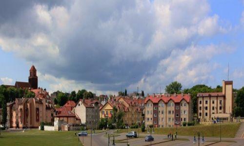 Zdjęcie POLSKA / Pomorskie / Tczew / Znad Wisły