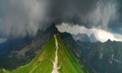 Zdjecie POLSKA / tatry / tatry / krajobrazy tatrzanskie