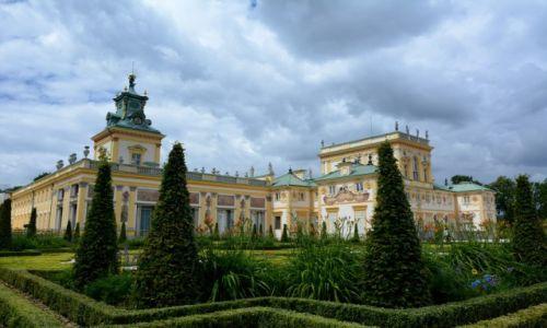 Zdjęcie POLSKA / mazowieckie / Warszawa /  Muzeum Pałacu  w Wilanowie