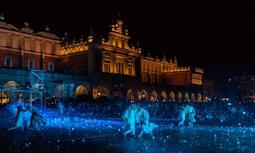 Zdjecie POLSKA / Małopolska / Kraków / Międzynarodowy Festiwal Teatrów Ulicznych \\