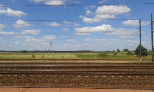 Zdjecie POLSKA / południe / stacja pkp / Włoszczowa