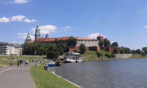 Zdjecie POLSKA / południe / Wawel / Kraków