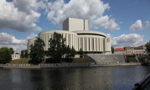 Zdjecie POLSKA / Bydgoszcz / Wyspa Młyńska / Opera Nova