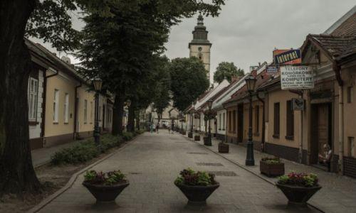 Zdjęcie POLSKA / MAŁOPOLSKA / STARY SĄCZ / ULICZKA 1