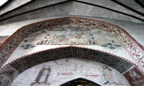 Zdjęcie POLSKA / Toruń / Rynek Nowomiejski / Kościół św Jakuba, wnętrze