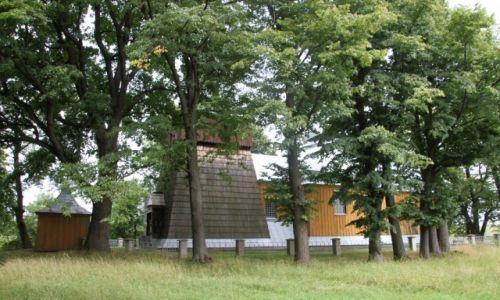 Zdjecie POLSKA / Beskid Niski  / PIELGRZYMKA  / IV Szlak Architektury Drewnianej