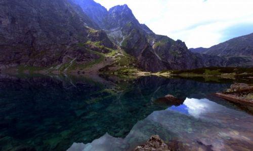 Zdjęcie POLSKA / Tatry / Czarny Staw pod Rysami / Barwy Czarnego