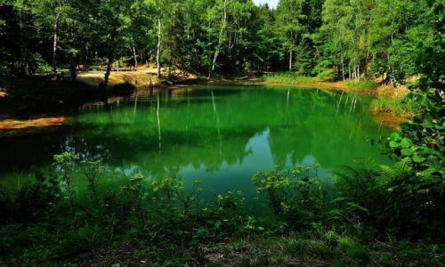Zdjęcie POLSKA / Dolny Śląsk / Rudawy Janowickie / Kolorowe Jeziorka