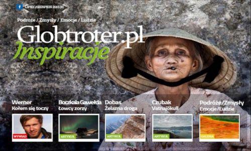 POLSKA / --- / --- / Magazyn Globtroter.pl Inspiracje nr 8