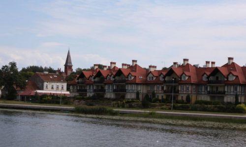 Zdjęcie POLSKA / Warmińsko-Mazurski / Ostróda / Miasto