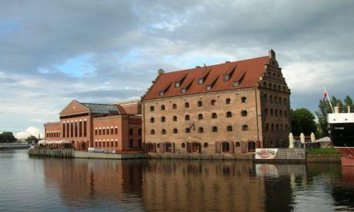 Zdjęcie POLSKA / województwo pomorskie / Gdańsk / Port III