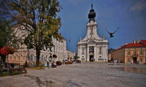 Zdjęcie POLSKA / Małopolska / Wadowice / Bazylika Mniejsza Ofiarowania Najświętszej Maryi Panny