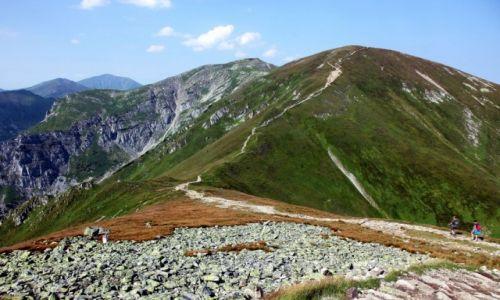 Zdjęcie POLSKA / Tatry / Czerwone Wierchy / Na szlaku