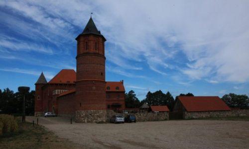 Zdjecie POLSKA / Podlasie / Tykocin / Tykociński zamek