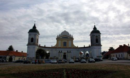 Zdjęcie POLSKA / Podlasie / Tykocin / Kościół Świętej Trójcy