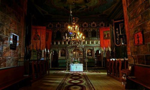 Zdjecie POLSKA / Beskidu Niskiego / Hańczowa / Cerkiew_Opieki_Matki_Bożej