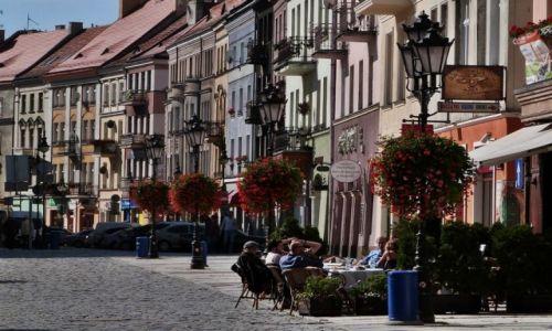 Zdjęcie POLSKA / Wielkopolska / Kalisz / Kaliskie kamienice