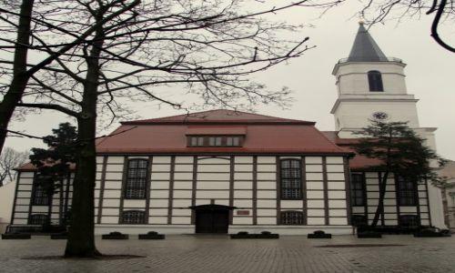 Zdjecie POLSKA / Lubuskie / Zielona Góra / Kościół Matki Boskiej Częstochwskiej