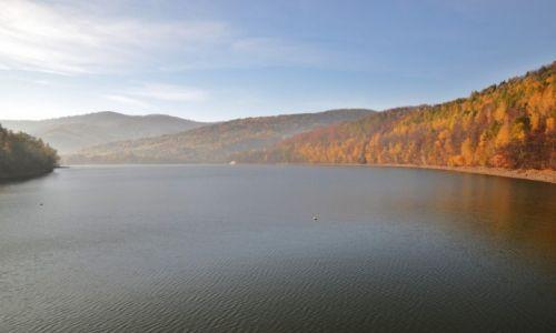 Zdjęcie POLSKA / Beskid Mały / Porąbka / Jezioro Międzybrodzkie II