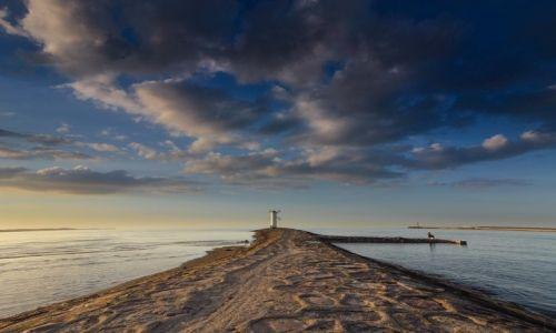 Zdjęcie POLSKA / Pomorze / Świnoujście / Odpoczynek