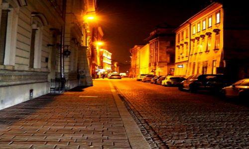Zdjęcie POLSKA / Małopolska / Kraków / nocą...