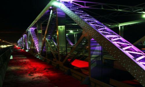 Zdjęcie POLSKA / Konin / Most nad kanałem Ulgi / Przęsło