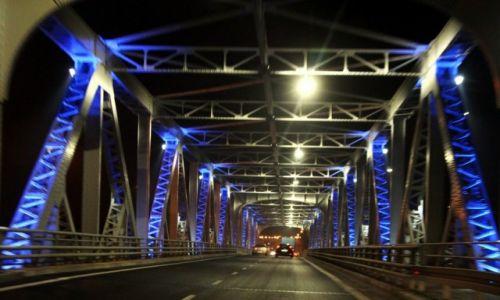 Zdjęcie POLSKA / Wielkopolska /  Konin / Most nad Ulgą