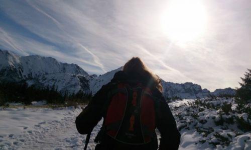 Zdjęcie POLSKA / Tatry Zachodnie / Tatry / W drodze na szczyt