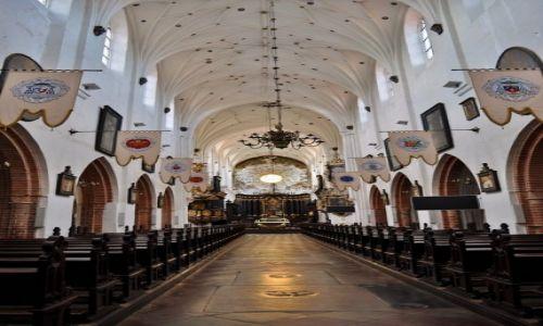 Zdjecie POLSKA / Pomorze / Gdańsk / Gdańsk Oliwa, katedra