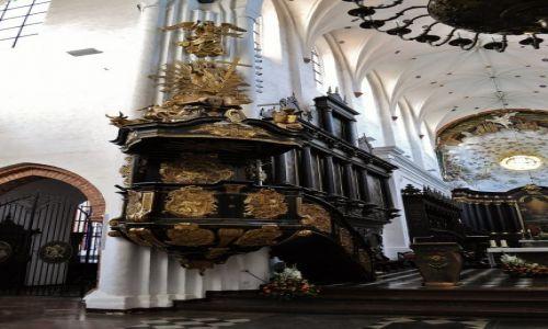 Zdjęcie POLSKA / Pomorze / Gdańsk / Gdańsk Oliwa, katedra