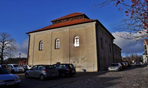 Zdjęcie POLSKA / Kotlina sandomierska / Sandomierz / Sandomierz, stara synagoga