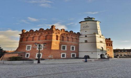 Zdjęcie POLSKA / Kotlina sandomierska / Sandomierz / Sandomierz, ratusz