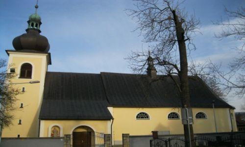 Zdjęcie POLSKA / Kudowa / Kudowa / Kościół katt. św. Katarzyny Aleksandryjskiej