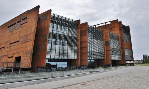 Zdjecie POLSKA / Pomorze / Gdańsk / Gdańsk, muzeum Solidarności