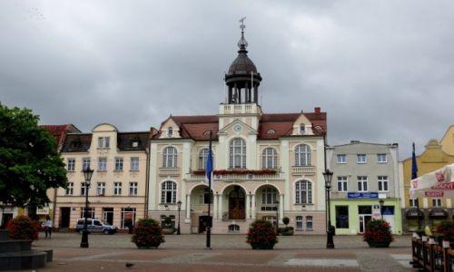 Zdjęcie POLSKA / Kaszuby / Wejherowo, Plac Jakuba Wejhera / w Wejherowie...